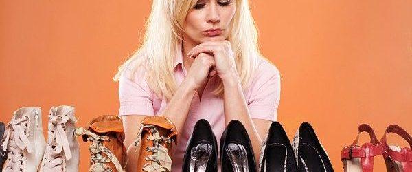 Guide til valg af sko
